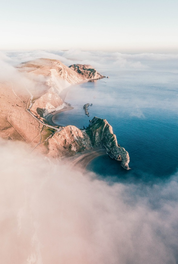 Durdle Door. Image: Arran Witheford.