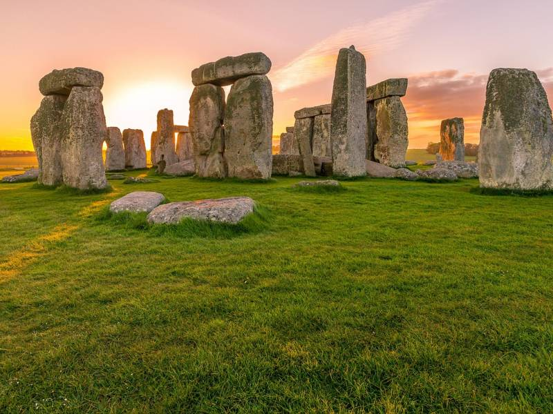 the seven best places in Britain to see the sunrise