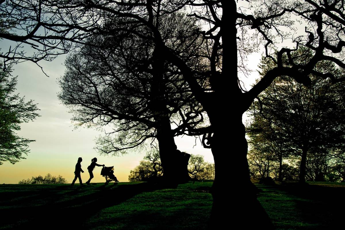 Poppy Loves: country walks in London –  5 favourite places to go rural in the big city