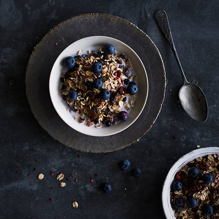 Our muesli range is high in fibre, as well as being suitable for vegans too, giving you even more reasons for a Breakfast on the Slow.