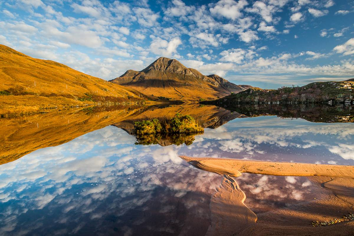 into the wild: the untamed beauty of Wester Ross