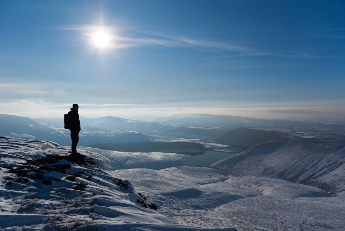 landscapes with soul: one man's visions of the Peak District