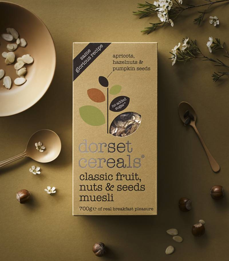 classic fruits, nuts and seedsmuesli