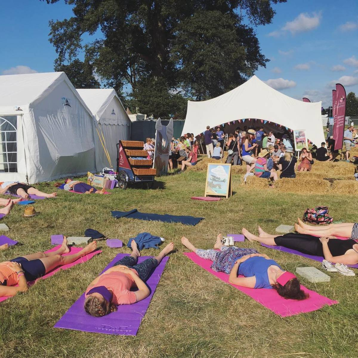 wish you were still here? festival memories from Cornbury and Camp Bestival