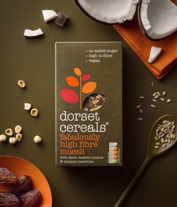 fabulously high fibre muesli