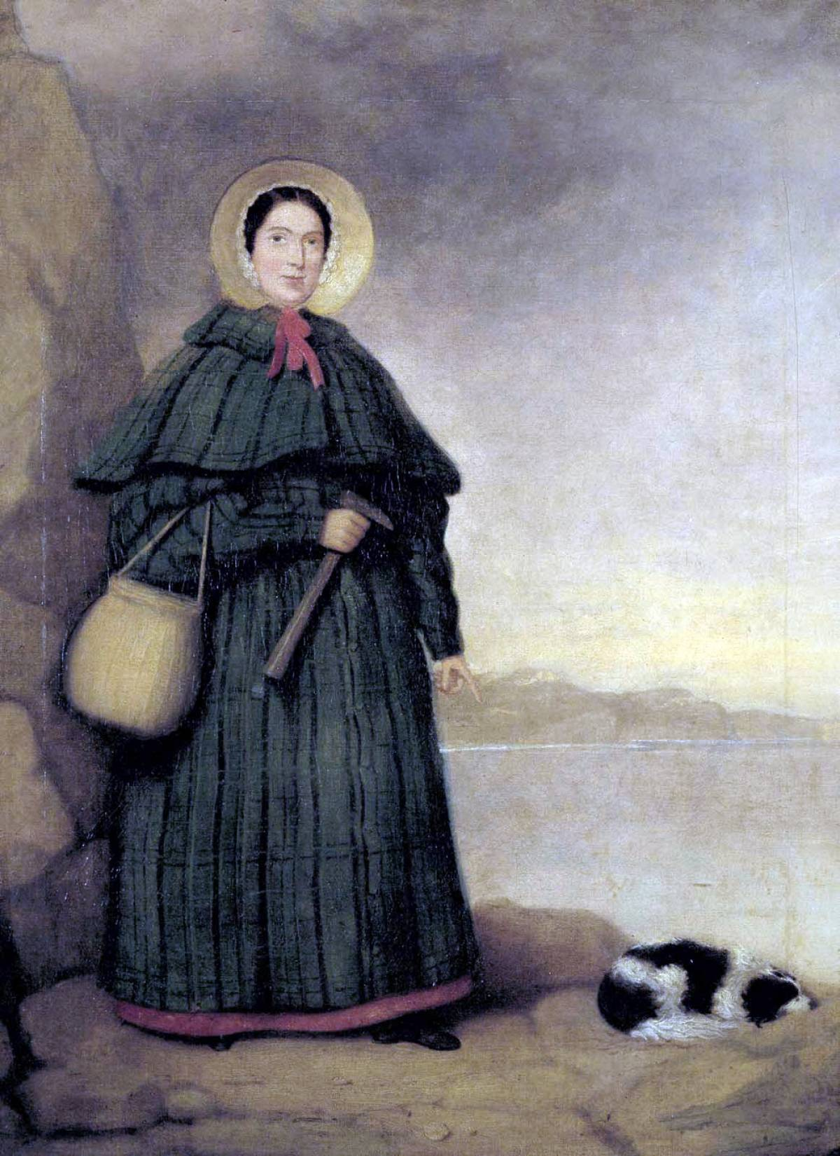 the Dorset lady who changed the way we see the world