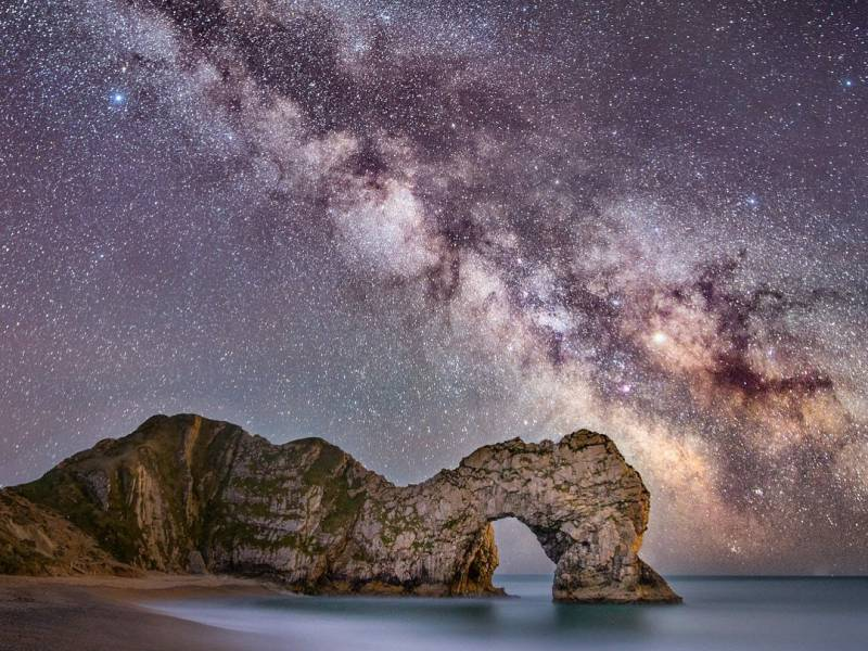 oceans of stars: revealing Dorset's secret galaxies