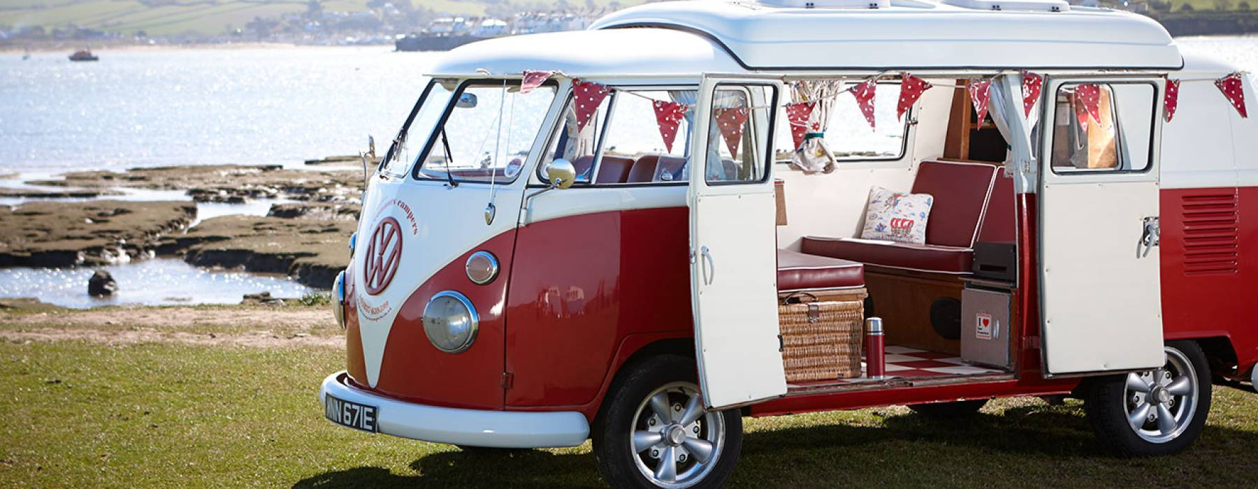 win … a weekend in a classic camper