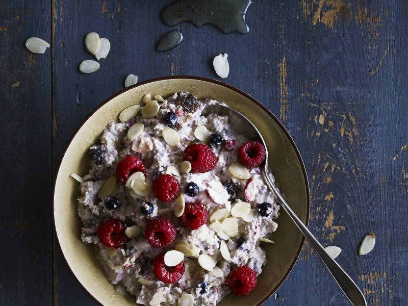 cereal mixology – tips for perfect overnight oats and bircher muesli