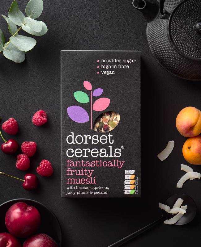 fantastically fruity muesli
