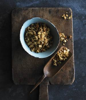 simply delicious muesli - Dorset Cereals