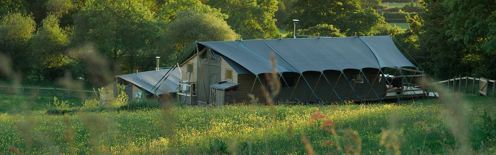 win a glorious glamping weekend