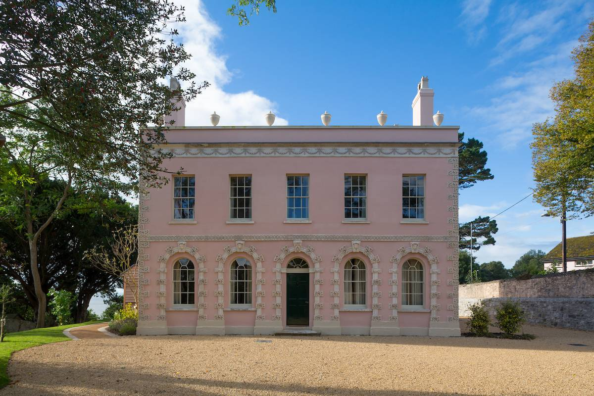 Belmont – the most beautiful house you've probably never heard of